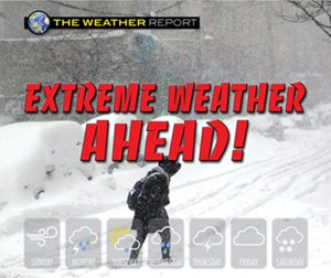 Picture of Extreme Weather Ahead!: