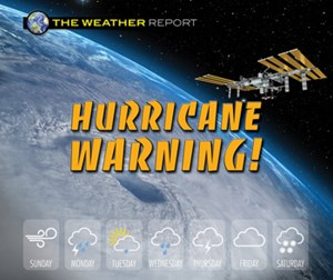 Picture of Hurricane Warning!: