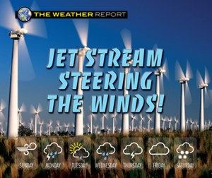 Picture of Jet Stream Steering the Winds!: