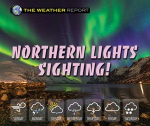 Picture of Northern Lights Sighting!: