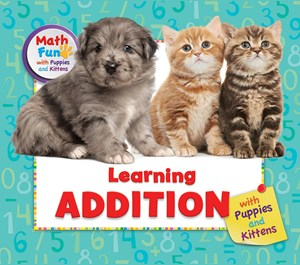 Picture of Learning Addition with Puppies and Kittens: