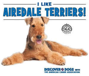 Picture of I Like Airedale Terriers!: