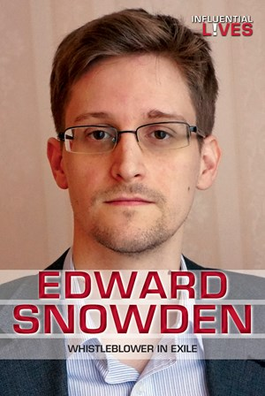 Picture of Edward Snowden: Whistleblower in Exile
