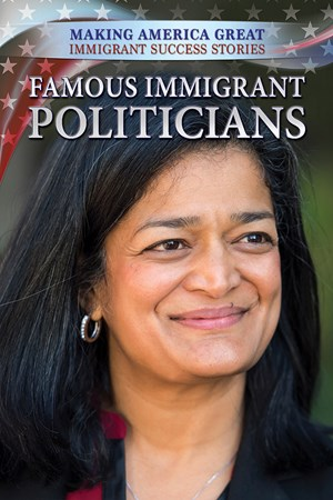 Picture of Famous Immigrant Politicians:
