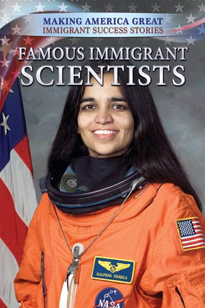 Picture of Famous Immigrant Scientists: