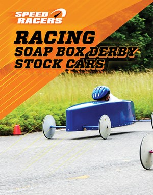 Picture of Racing Soap Box Derby Stock Cars:
