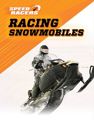 Picture of Racing Snowmobiles: