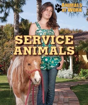 Picture of Service Animals: