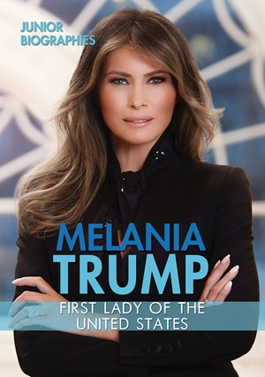 Picture of Melania Trump: First Lady of the United States