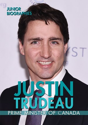 Picture of Justin Trudeau: Prime Minister of Canada