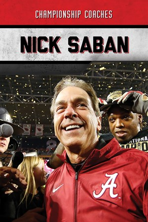 Picture of Nick Saban:
