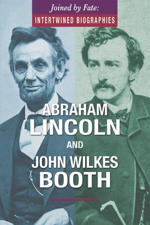 Picture of Abraham Lincoln and John Wilkes Booth: