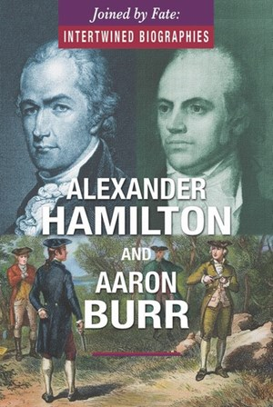 Picture of Alexander Hamilton and Aaron Burr: