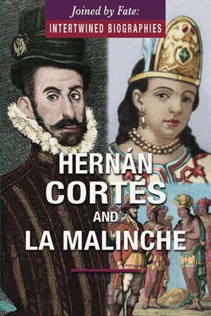 Picture of Hernán Cortés and La Malinche: