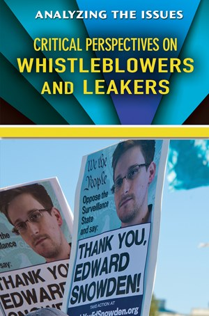 Picture of Critical Perspectives on Whistleblowers and Leakers: