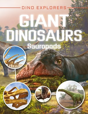 Picture of Giant Dinosaurs: Sauropods