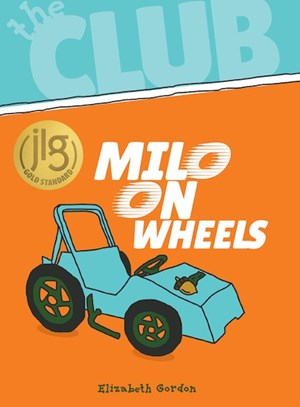 Picture of Milo on Wheels: