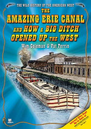 Picture of The Amazing Erie Canal and How a Big Ditch Opened Up the West