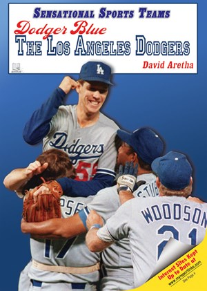 Picture of Dodger Blue—The Los Angeles Dodgers