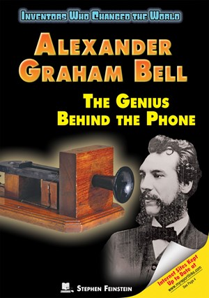 Picture of Alexander Graham Bell: The Genius Behind the Phone