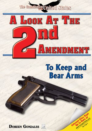 Picture of A Look at the Second Amendment: To Keep and Bear Arms