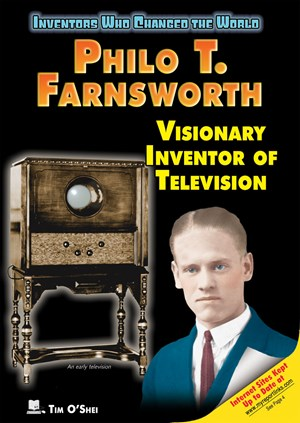 Picture of Philo T. Farnsworth: Visionary Inventor of Television