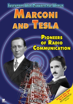 Picture of Marconi and Tesla: Pioneers of Radio Communication