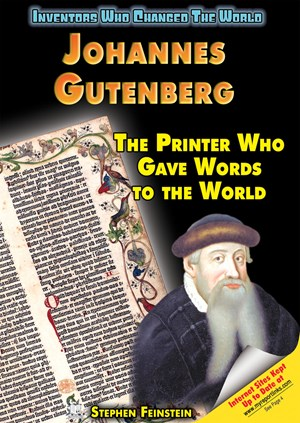 Picture of Johannes Gutenberg: The Printer Who Gave Words to the World