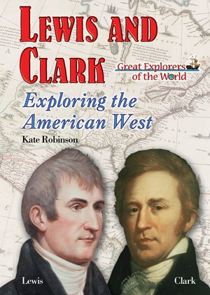 Picture of Lewis and Clark: Exploring the American West