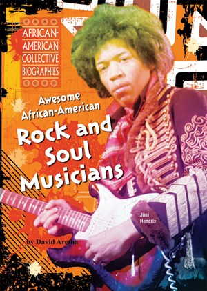 Picture of Awesome African-American Rock and Soul Musicians