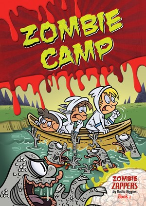Picture of Zombie Camp: Zombie Zappers Book 1