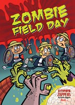 "<h2><a href=""http://www.speedingstar.com/books/Zombie_Field_Day/4144"">Zombie Field Day: <i>Zombie Zappers Book 2</i></a></h2>"