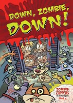"<h2><a href=""http://www.speedingstar.com/books/Down_Zombie_Down/4146"">Down, Zombie, Down!: <i>Zombie Zappers Book 4</i></a></h2>"