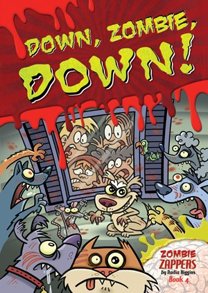 Picture of Down, Zombie, Down!: Zombie Zappers Book 4