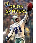 "<h2><a href=""http://www.speedingstar.com/books/Deion_Sanders/4156"">Deion Sanders: <i>Hall of Fame Football Superstar</i></a></h2>"