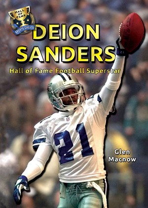 Picture of Deion Sanders: Hall of Fame Football Superstar