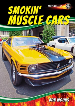 Picture of Smokin' Muscle Cars:
