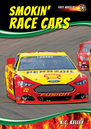 Picture of Smokin' Race Cars: