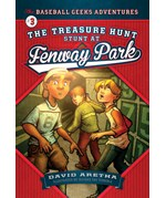 "<h2><a href=""http://www.speedingstar.com/books/The_Treasure_Hunt_Stunt_at_Fenway_Park/4207"">The Treasure Hunt Stunt at Fenway Park: <i>The Baseball Geeks Adventures Book 3</i></a></h2>"