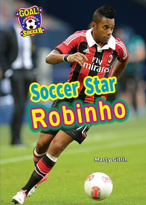 Picture of Soccer Star Robinho