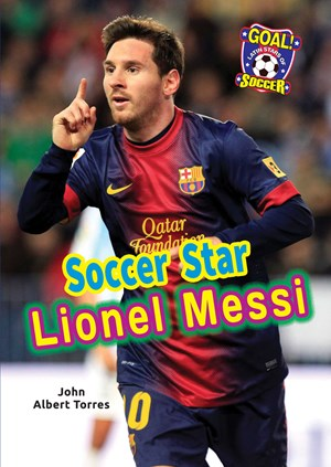 Picture of Soccer Star Lionel Messi