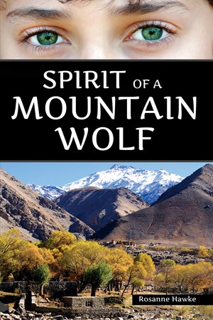 Picture of Spirit of a Mountain Wolf