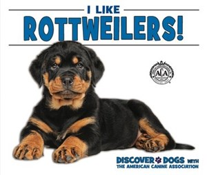 Picture of I Like Rottweilers!: