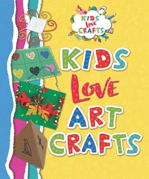 Picture of Kids Love Art Crafts: