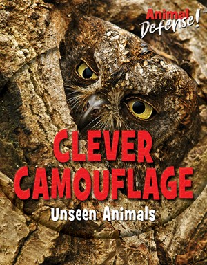 Picture of Clever Camouflage: Unseen Animals