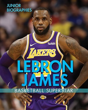 Picture of LeBron James: Basketball Superstar