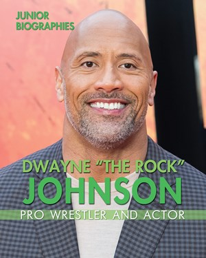 "Picture of Dwayne ""The Rock"" Johnson: Pro Wrestler and Actor"