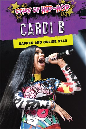Picture of Cardi B: Rapper and Online Star