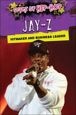 Picture of Jay-Z: Hitmaker and Business Leader