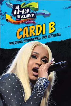 Picture of Cardi B: Breaking Boundaries and Records